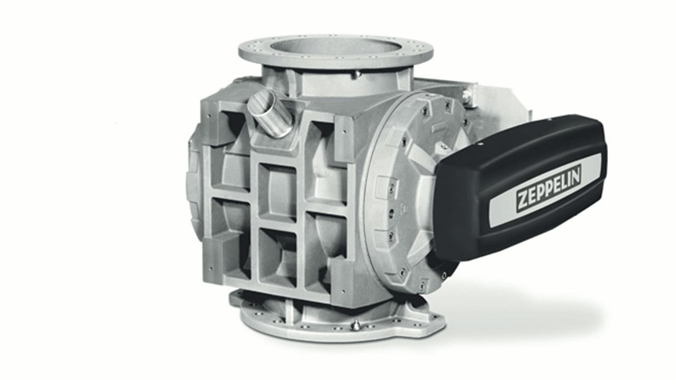 CFM rotary feeder