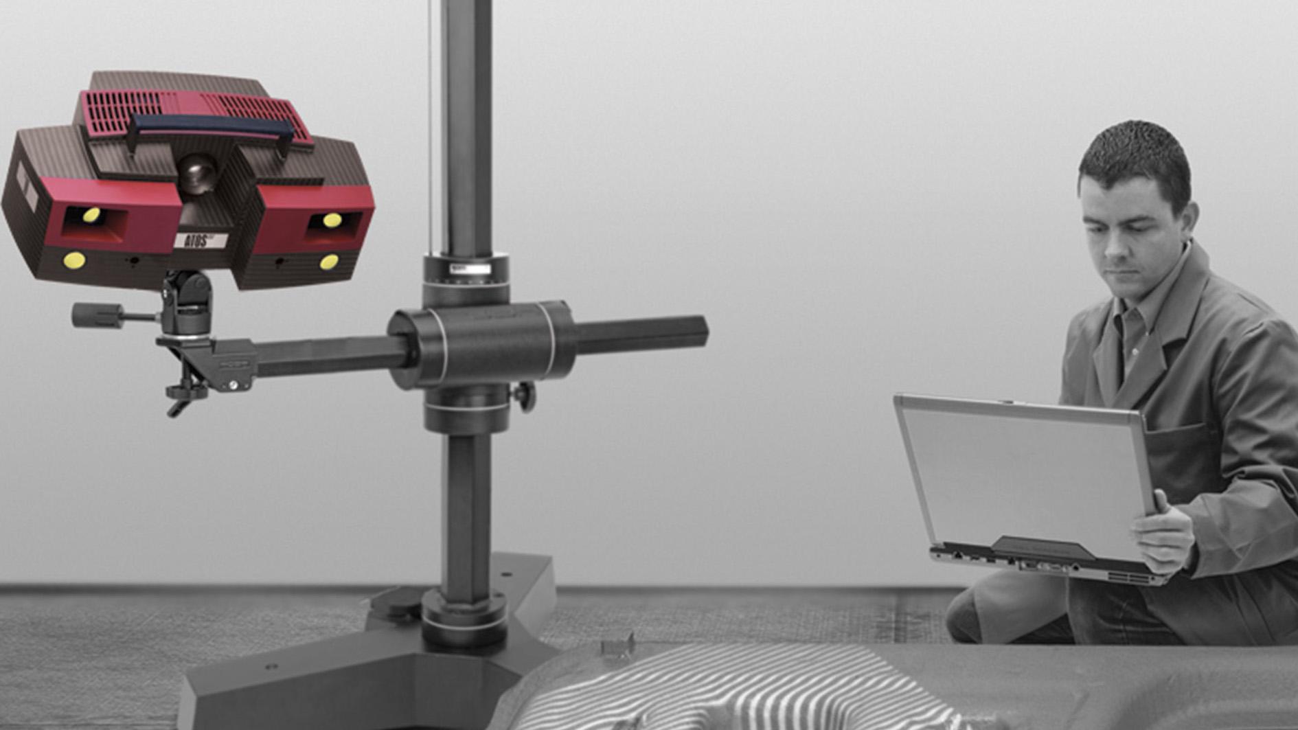 3D Messtechnik (Taktil, Optisch)