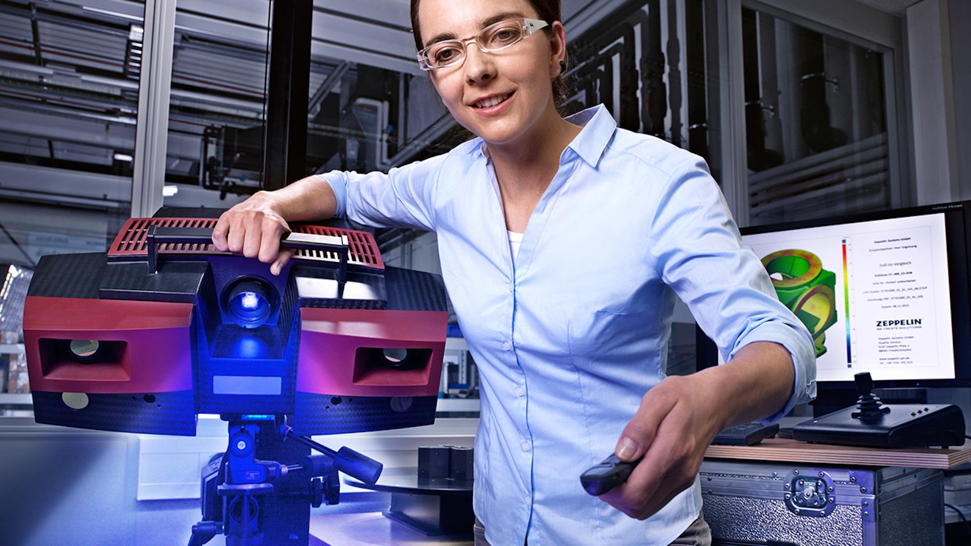 3D Oberflächenmodelle und Datensätze