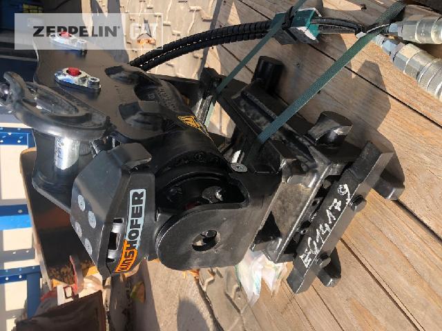 Schwenkmotor TC02-18