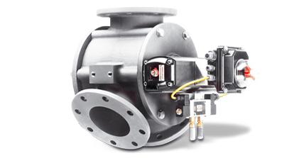 Y-type diverter valve