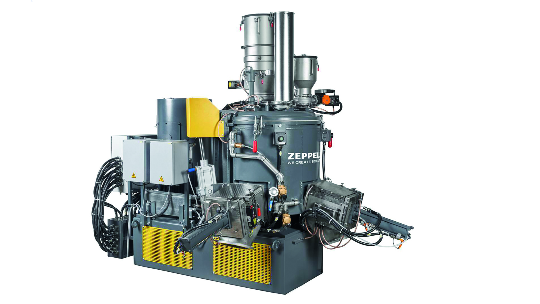 MB process mixer