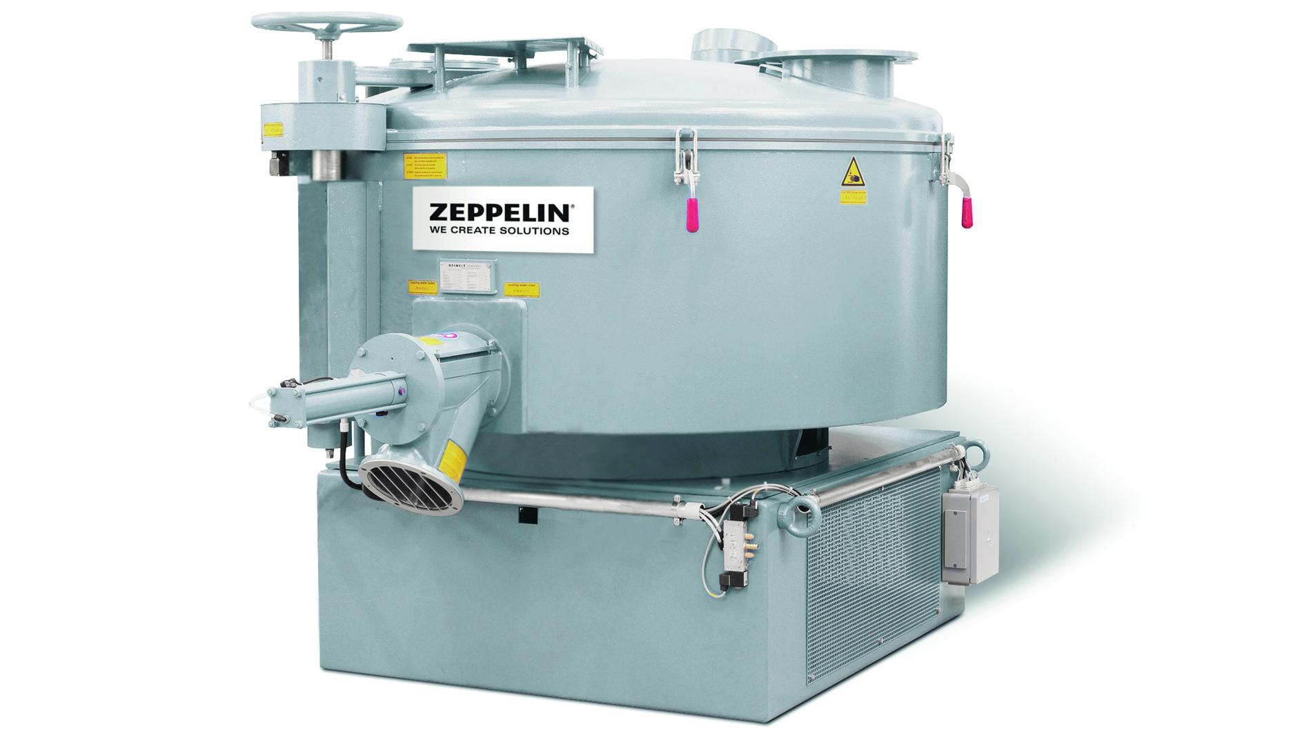 HU universal mixer