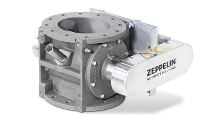 A-type rotary feeder