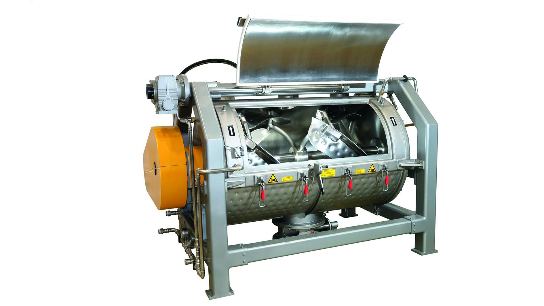 HCE efficiency horizontal cooler