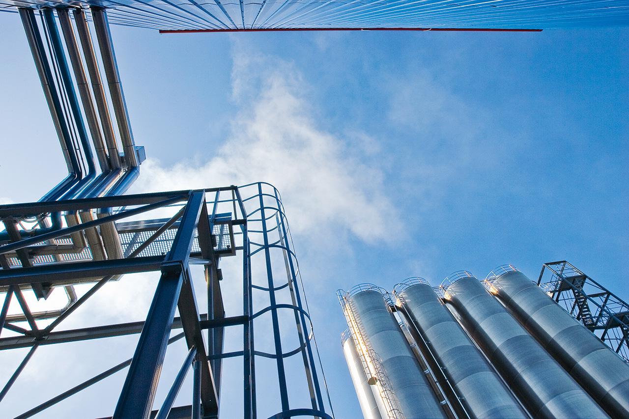 Multi-chamber silos